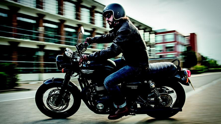 Triumph lança Bonneville T120 Black por R$ 42.500