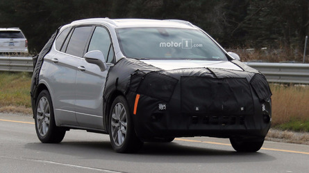 Buick already working on a new nose for Envision