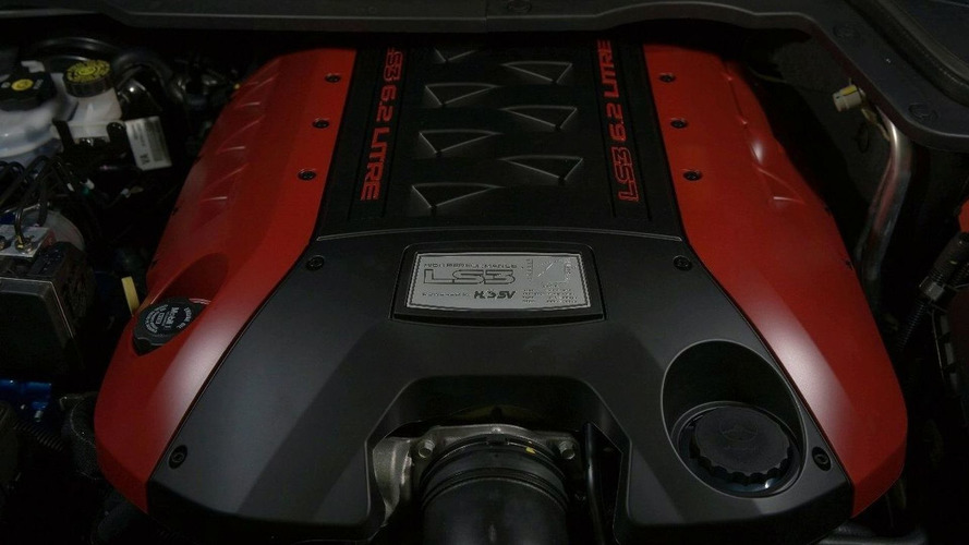 Australian HSV now offers LS3 engine
