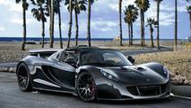 2013 Hennessey Venom GT Spyder announced