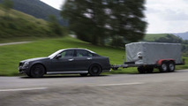 New Mercedes C Class in Development