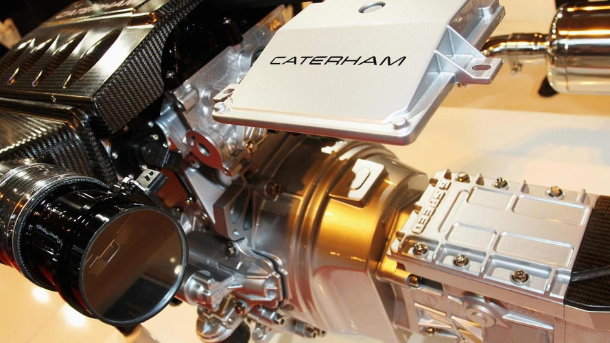 Caterham working on more powerful Seven for Europe