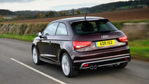 Audi A1 with 1.4 TFSI engine with CoD technology
