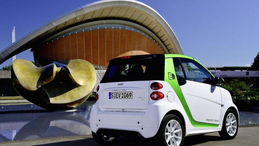 Smart ForTwo Electric Drive arrives in NY with 25,000 USD price tag