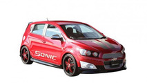 Custom Chevrolet Captiva, Sonic and Camaro heading to Tokyo Motor Show