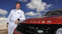 2014 Range Rover Sport sets production SUV record at Pikes Peak 07.06.2013