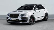 Bentley Bentayga tuner to show voluptuous wide-body in Geneva