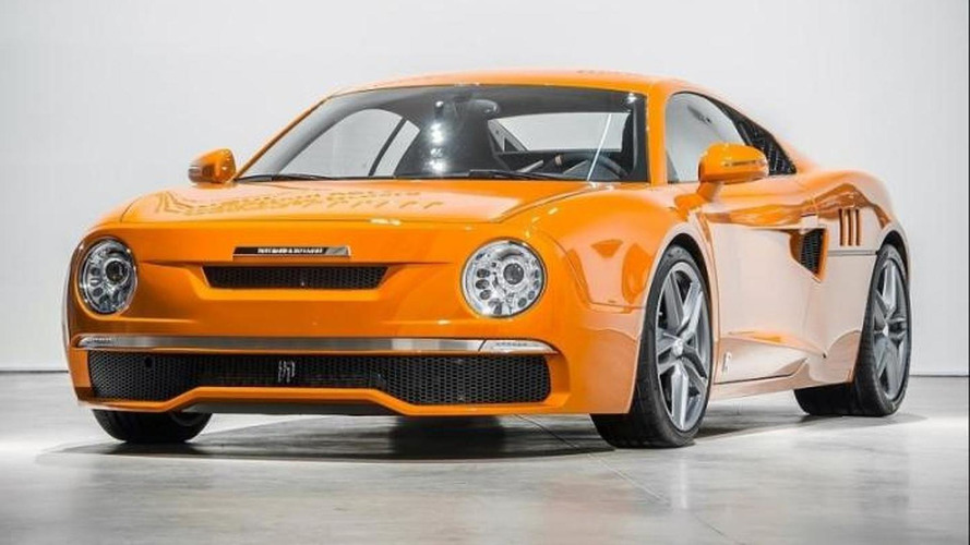 Skoda 130 RS reborn as the R200 Non-Fiction, based on Audi R8