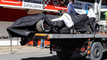 Speculation now rampant after 'normal' Alonso crash