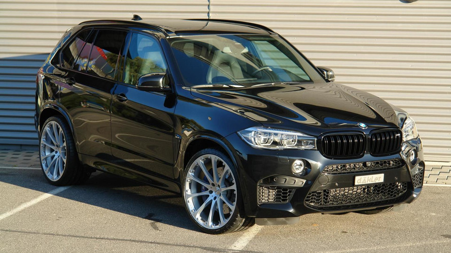 Dähler extracts 680 PS and 860 Nm from BMW X5 M & X6 M