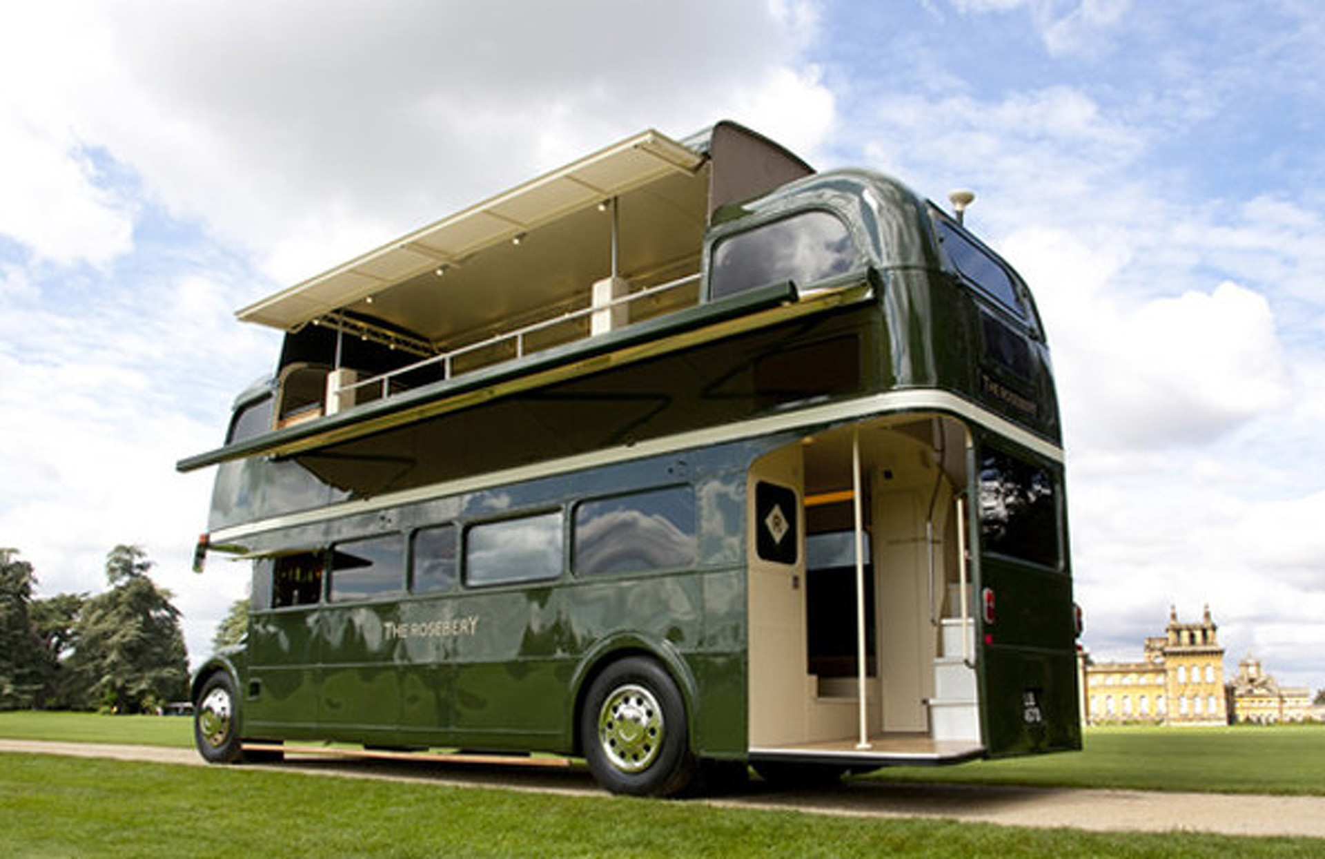 Eight Great and Wild Party Buses for New Year's Eve