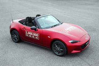 Mazda Sold A Lot of Miatas Through the First Half of 2016