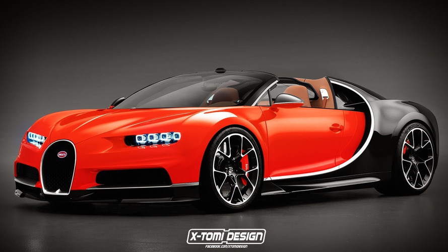 No Bugatti Chiron roadster planned, says marketing boss
