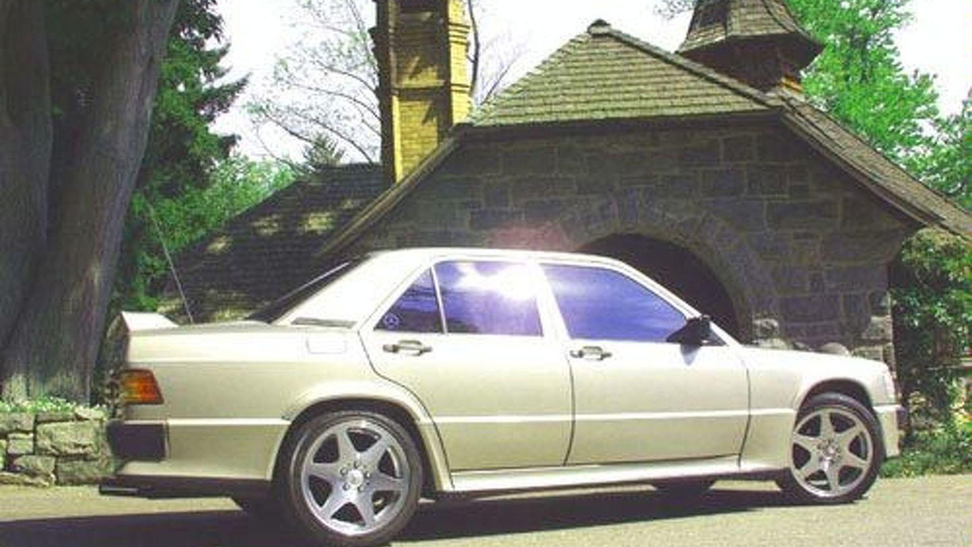 1986 Mercedes-Benz 190 E 2.3-16V