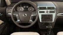 2006 Mercury Voga Interior
