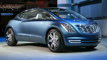 Chrysler ecoVoyager Concept Debut at Detroit
