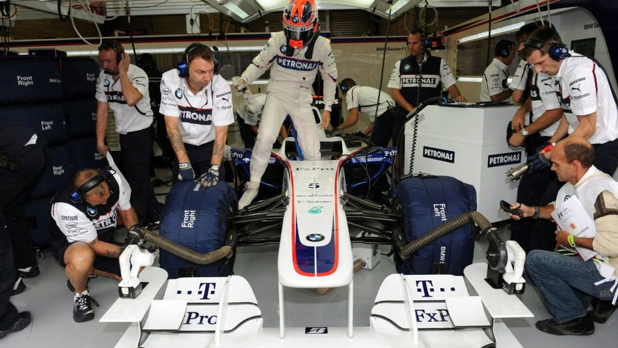 Sauber still looking for 2010 team solution