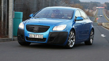 Opel Insignia OPC On the Nürburgring