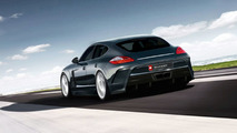 Mansory Panamera First Images and Details