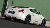 Senner Whitelady Z Unleashed - based on Nissan 370Z