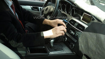 2011 Mercedes C-Class Estate spied - First interior images