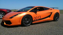 Underground Racing Twin Turbo Gallardo Superleggera