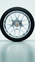 New Porsche RS Spyder Design Wheels with Central Locking Announced
