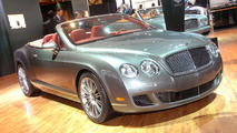 Bentley Announce BioFuel Plans as Continental GTC Speed Debuts
