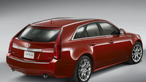 Cadillac CTS Sport Wagon to be Unveiled at Pebble Beach