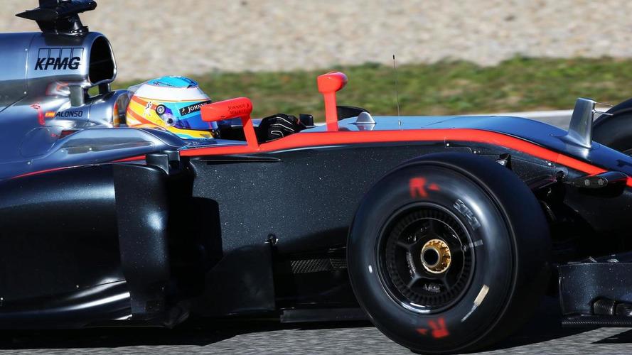 Alonso puts brave face on McLaren struggles