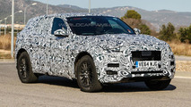 Jaguar reportedly working on an F-Pace EV