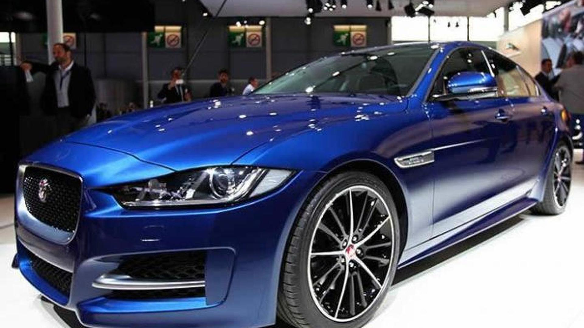 Jaguar hints at XE wagon, cabrio, coupe and long wheelbase versions