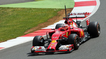 Ferrari seat 'not the plan for 2015' - Bianchi