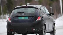 2016 Lancia Ypsilon facelift spy photo