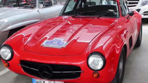 1974 Mercedes-Benz 300 SL modified by AMG showcased on video