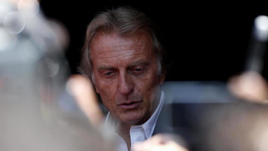 Montezemolo disappointed by Marchionne's comments