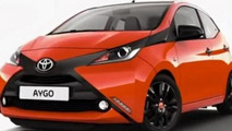 2014 Toyota Aygo first pics hit the web