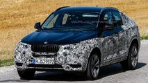 2014 BMW X4 spy photos