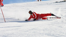 Michael Schumacher fighting for life after skiing fall