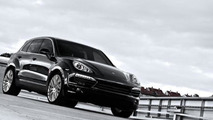 A. Kahn Design introduces their Porsche Cayenne 3.0 Diesel V6 Super Sport Wide Track
