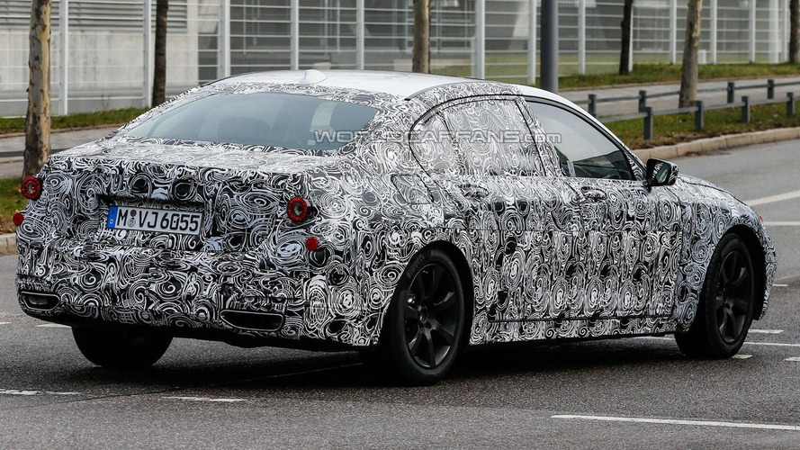 2015 BMW 7-Series spied undergoing testing in Germany