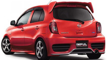 Nissan March by Impul