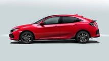 2017 Honda Civic Hatchback for Europe