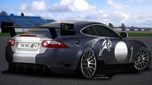 Jaguar XKR GT3 by Apex Motorsport Revealed