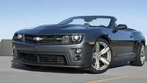 2013 Chevrolet Camaro ZL1 Convertible priced at $60,445