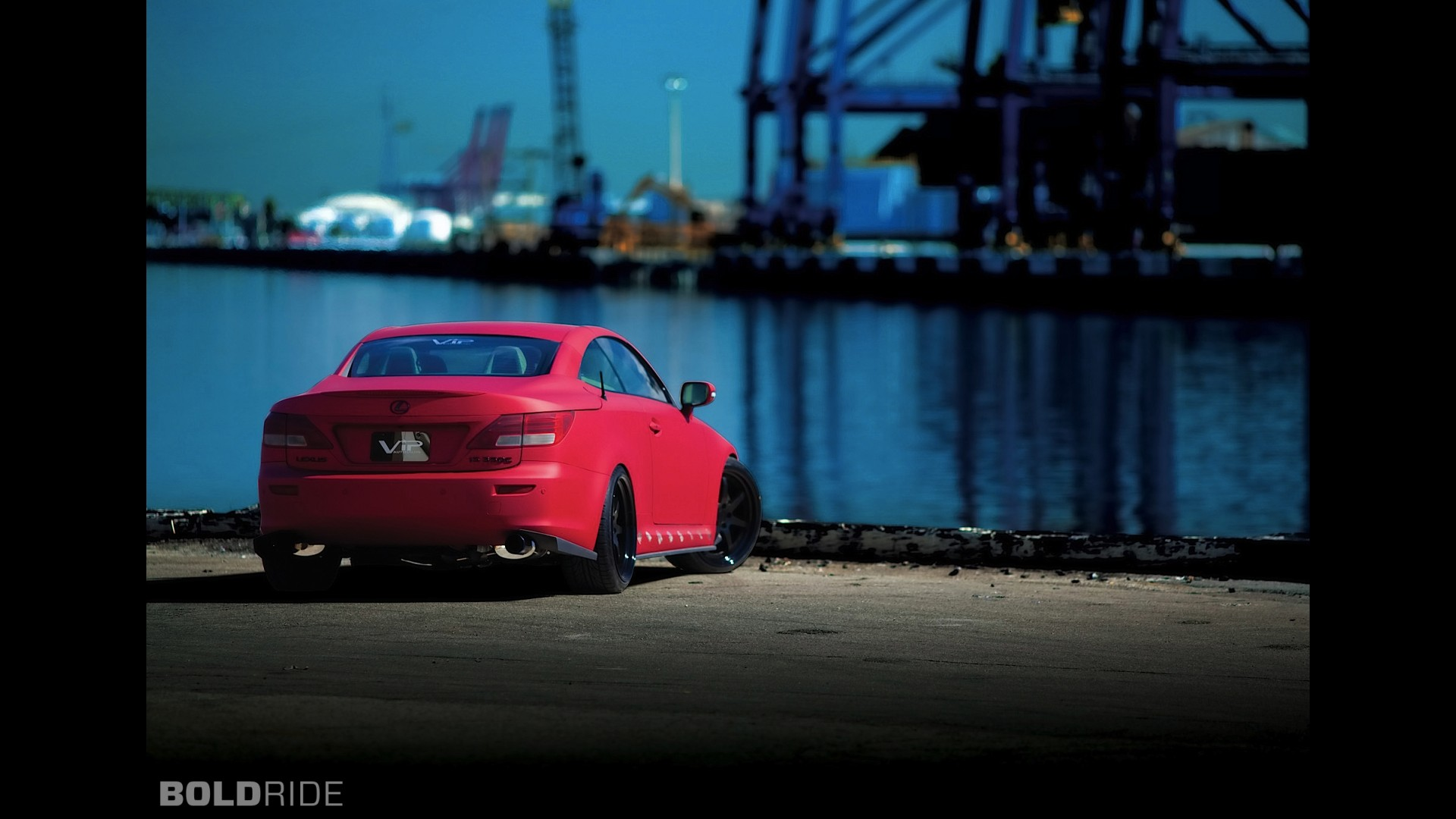 Lexus IS 350C by VIP Auto Salon and Jtuned
