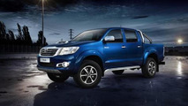 Toyota Hilux Invincible introduced