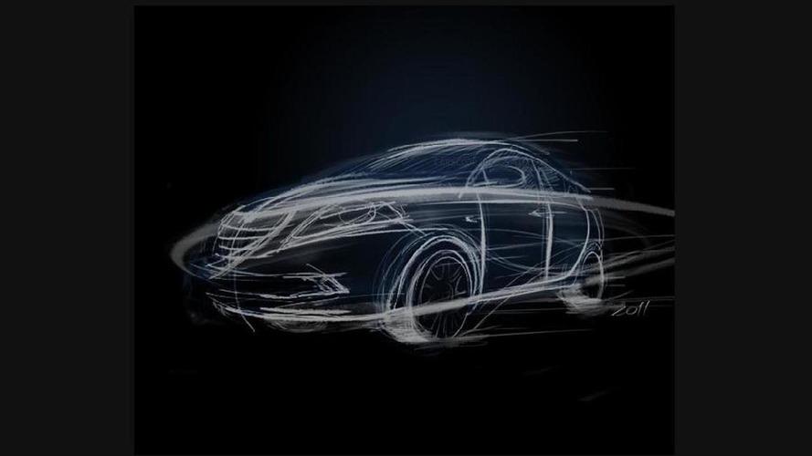 2012 Lancia Ypsilon teased