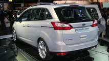 Ford to launch C-MAX hybrids in Europe by 2013; seven-seater announced for North America