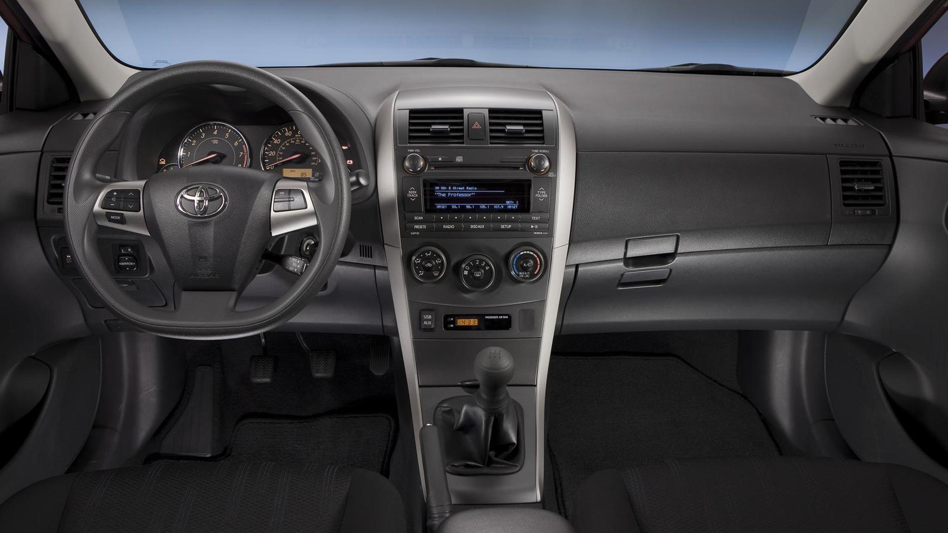 2011 Toyota Corolla Debuts at LA Auto Show [video]